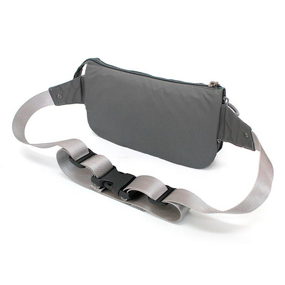 FOUVOR กระเป๋าคาดเอว รุ่น 2802-13 สีเทา