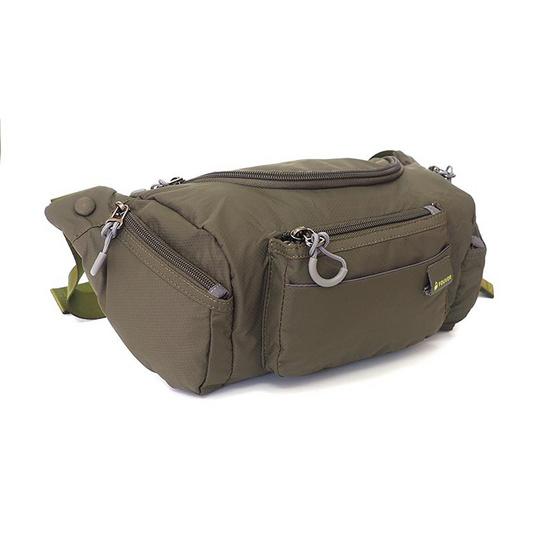 FOUVOR กระเป๋าคาดเอว รุ่น 2802-19 สีเขียว