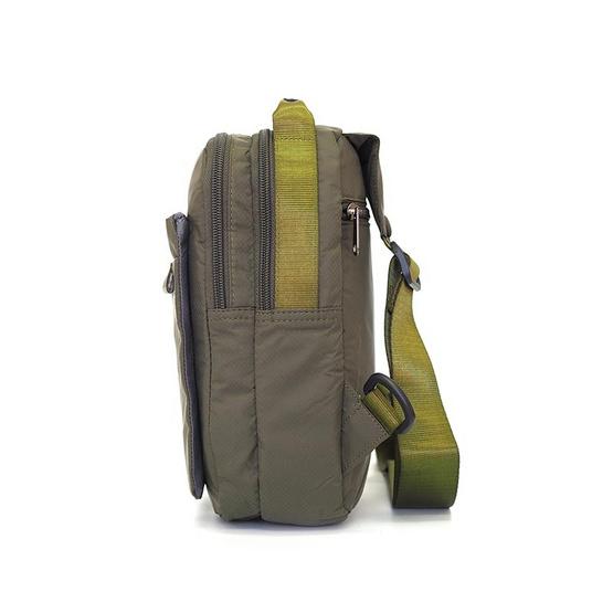 FOUVOR กระเป๋าคาดอก รุ่น 2802-24 (สีเขียว)