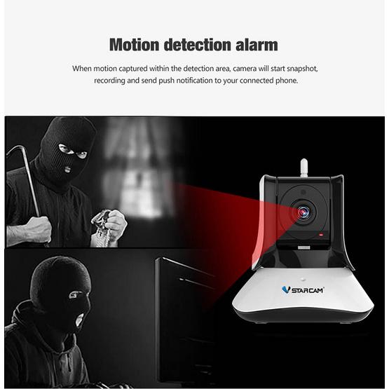 Vstarcam กล้องวงจรปิด IP Camera รุ่น C21S