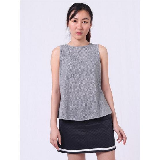 MIX ON เสื้อ D-SPT-002 สีเทา