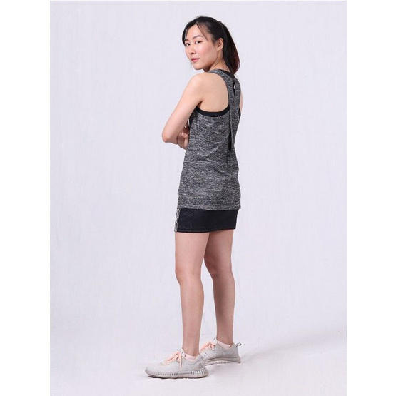 MIX ON เสื้อ D-SPT-005 สีเทา
