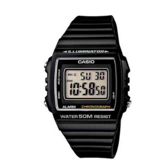 Casio นาฬิกาข้อมือ รุ่น W-215H-1A