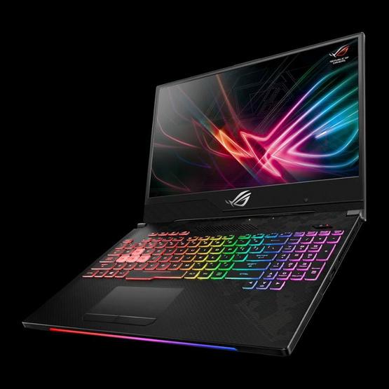 Asus Notebook GL504GV-ES120T i5-8300H 2.3GH 8GB SSD512 V6G W10 1A-SCAR Gunmatel