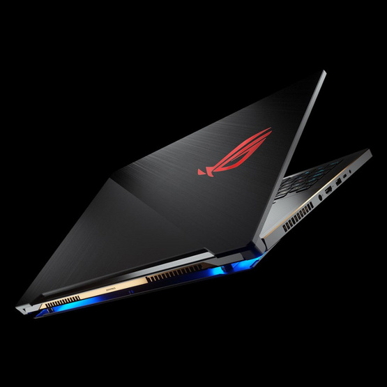 Asus Notebook GX701GX-EV020T i7-8750H 2.2GH 16GB SSD512 V6G Aluminum   Black with hairline