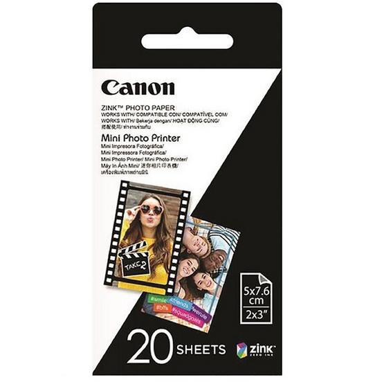 Canon กระดาษภาพถ่าย รุ่น ZP-2030 Zink