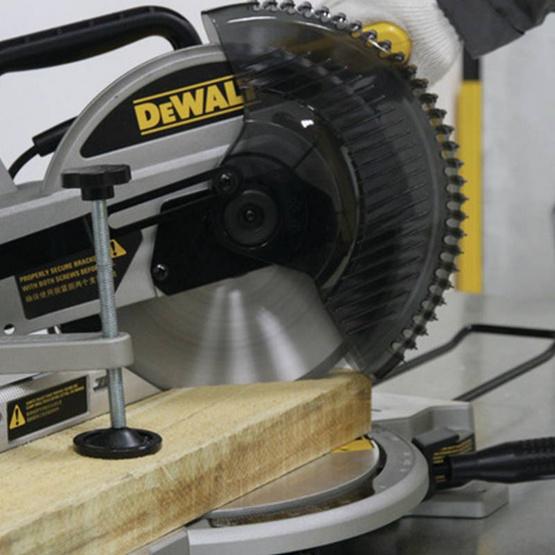 DEWALT แท่นตัดองศา DW714-B1 10นิ้ว 1650วัตต์