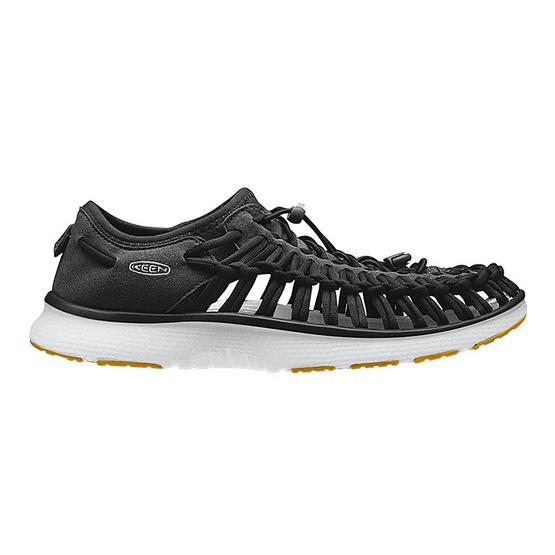 Keen รองเท้าผู้ชาย 1017050 M-UNEEK O2 BLACK/HARVEST GOLD