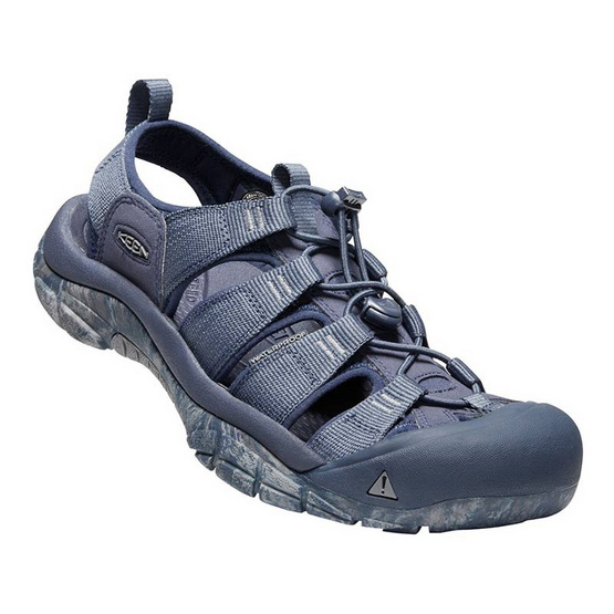 Keen รองเท้าผู้ชาย 1020286 M-NEWPORT H2 BLUE NIGHTS/SWIRL OUTSOLE
