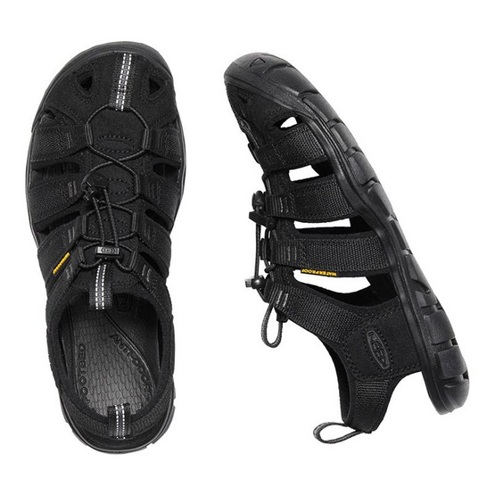 Keen รองเท้าผู้หญิง 1020662 W-CLEARWATER CNX BLACK/BLACK