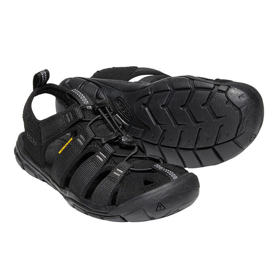 Keen รองเท้าผู้หญิง 1020662 W-CLEARWATER CNX BLACK/BLACK