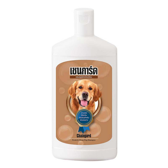 Chaingard แชมพูสุนัขช่วยลดกลิ่นสาบ 200 มล.