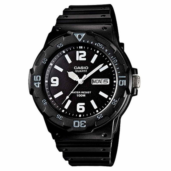 CASIO นาฬิกาข้อมือ รุ่น MRW-200H-1B2