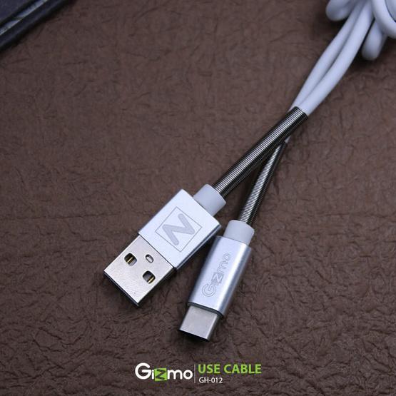 Gizmo สายชาร์จ Type C รุ่น GU012