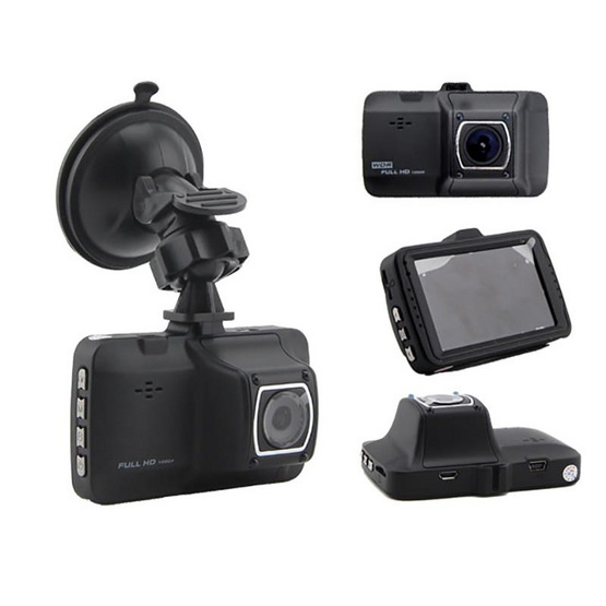 BlackBox กล้องติดรถยนต์ รุ่น Q8
