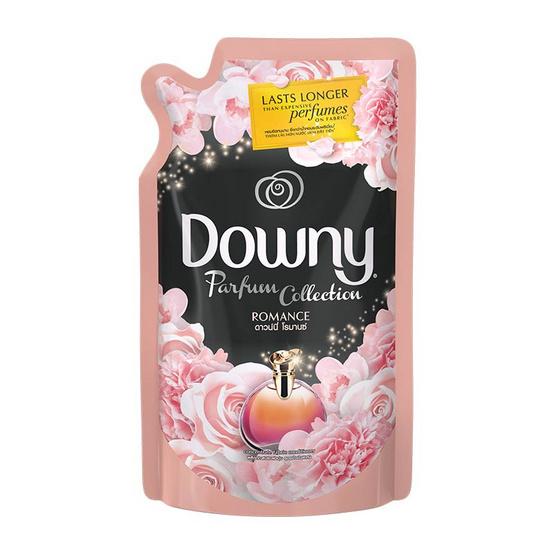Downy ปรับผ้านุ่ม กลิ่นโรแมนซ์ 1400 มล. x 6 ถุง (ยกลัง)