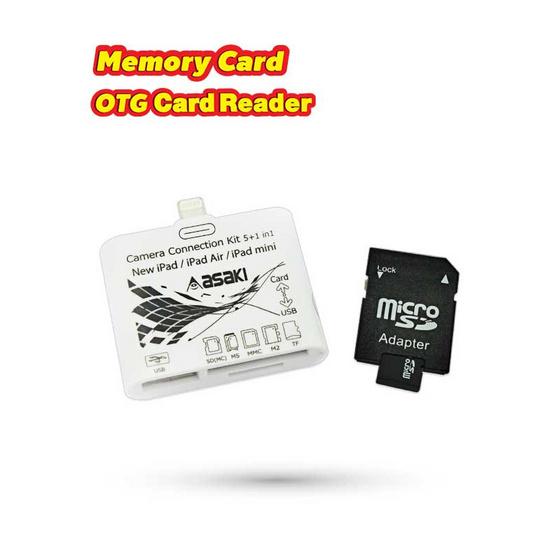 Asaki MicroSD Card 8Gb รุ่น A-C13