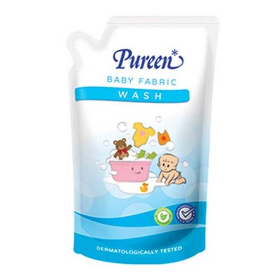 Pureen น้ำยาซักผ้า (รีฟิล) 700 ml (1แถม1)