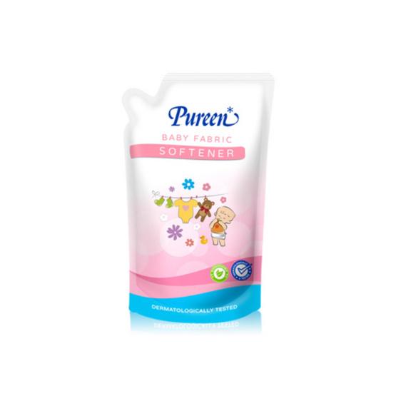 Pureen น้ำยาปรับผ้านุ่ม (รีฟิล) 700 ml (1แถม1)