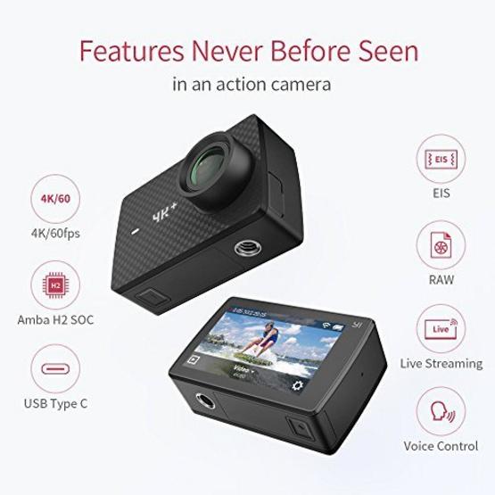 Yi กล้อง Action Camera 4K+