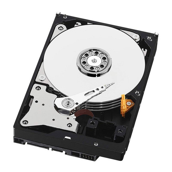 """WD Caviar Red 3.5"""" HDD NAS SATA3(6Gb/s) 256MB 5400RPM 10 TB (WD100EFAX)"""