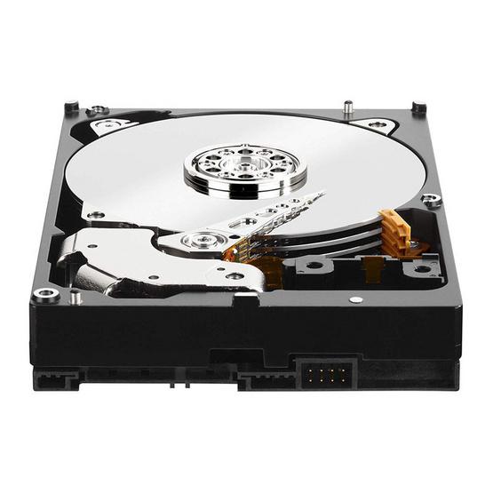 """WD Caviar Black 3.5"""" HDD SATA (6Gb/s) 256MB 7200RPM 6 TB (WD6003FZBX)"""