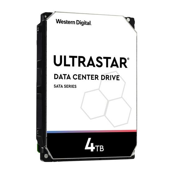 """WD Ultra Star 3.5"""" 26.1mm  HDD SATA ULTRA 512N SE 7K6 7200RPM 4 TB (0B35950)"""