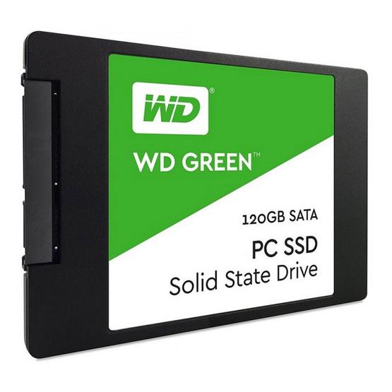WD SSD Green SATA 7mm 120 GB (WDS120G2G0A)