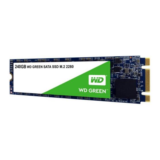 WD SSD Green M.2 2280 240 GB (WDS240G2G0B)