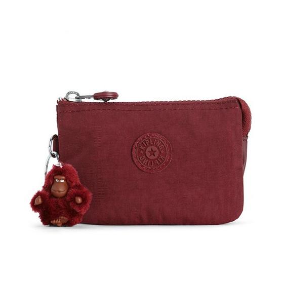 กระเป๋าอเนกประสงค์ Kipling Creativity S - Burnt Carmine C [MCK0186447F]