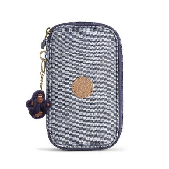 กระเป๋าอเนกประสงค์ Kipling 50 Pens - Craft Navy C [MCK1099941T]