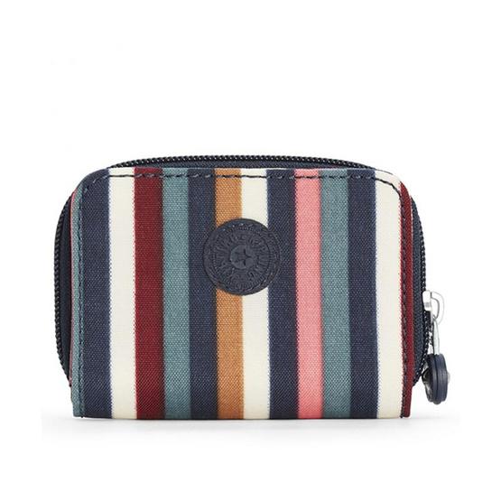 กระเป๋าสตางค์ Kipling Tops - Multi Stripes [MCK1310549G]