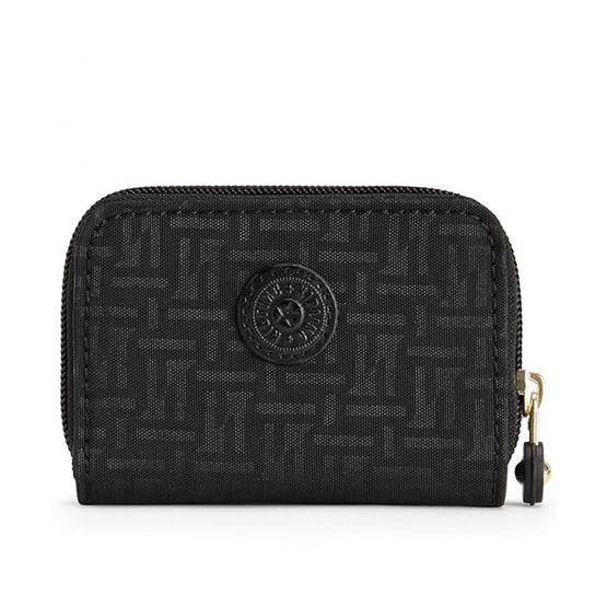 กระเป๋าสตางค์ Kipling Tops - Black Pylon Emb [MCK1321547K]