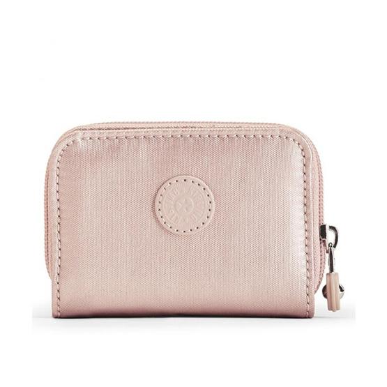กระเป๋าสตางค์ Kipling Tops - Metallic Blush [MCK1321549B]