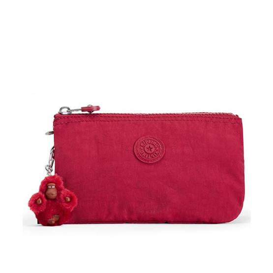กระเป๋าอเนกประสงค์ Kipling Creativity L - Radiant Red C [MCK1326548W]