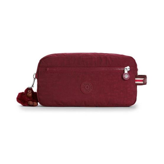กระเป๋าอเนกประสงค์ Kipling AGOT - Burnt Carmine C [MCK1336358W]