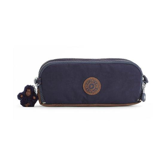 กระเป๋าอเนกประสงค์ Kipling Gitroy - Blue Tan Block [MCK1356430G]