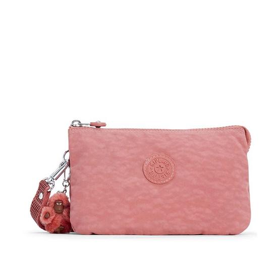 กระเป๋าคล้องมือ Kipling Creativity XL - Dream Pink [MCK1515647G]