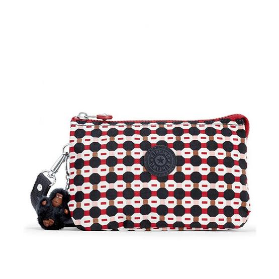 กระเป๋าคล้องมือ Kipling Creativity XL - ShapeMix [MCK1515648Z]