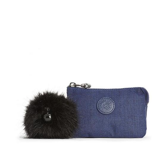กระเป๋าอเนกประสงค์ Kipling Creativity S - Cotton Indigo [MCK1520548G]