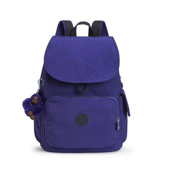 กระเป๋าเป้ Kipling City Pack B - Summer Purple [MCK1214705Z]