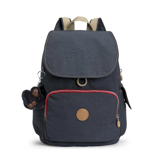 กระเป๋าเป้ Kipling City Pack B - True Navy C [MCK1214799S]