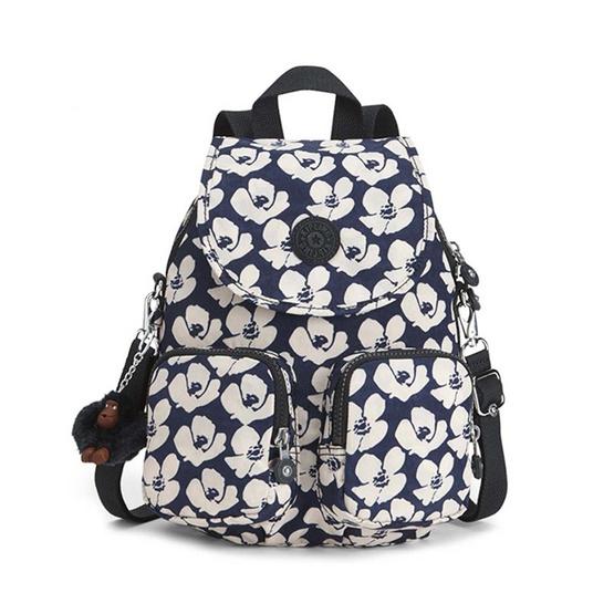 กระเป๋าเป้ Kipling Firefly UP - BOLD FLOWER [MCK1288724X]