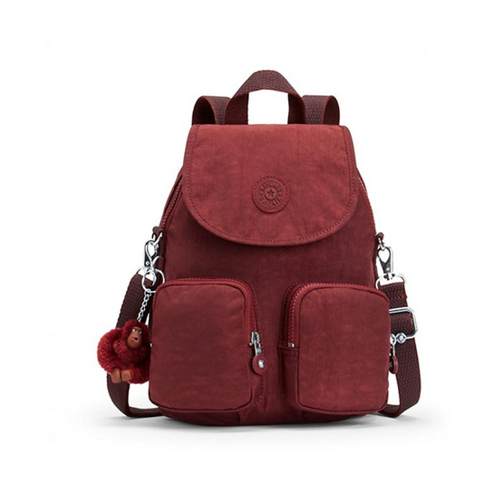 กระเป๋าเป้ Kipling Firefly UP - Burnt Carmine C [MCK1288747F]