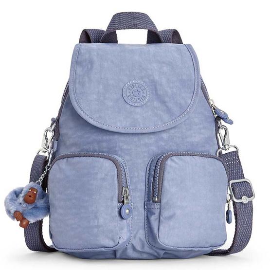 กระเป๋าเป้ Kipling Firefly UP - Timid Blue C [MCK1288748F]
