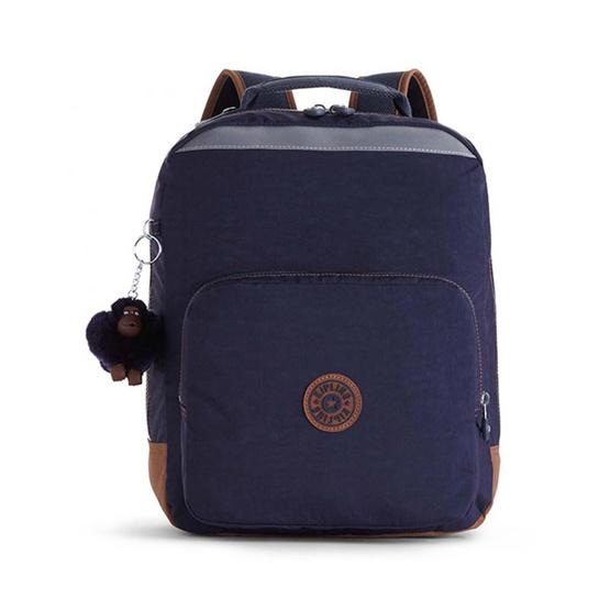 กระเป๋า Kipling AVA - Blue Tan Block [MCK1485330G]