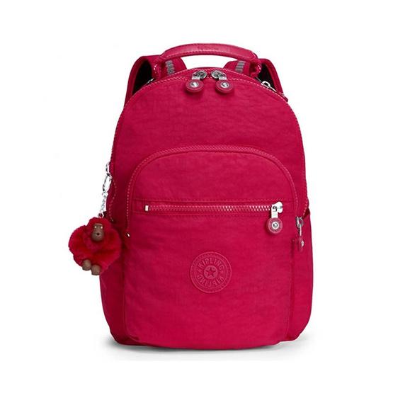 กระเป๋า Kipling Seoul Go S - True Pink [MCK1867409F]