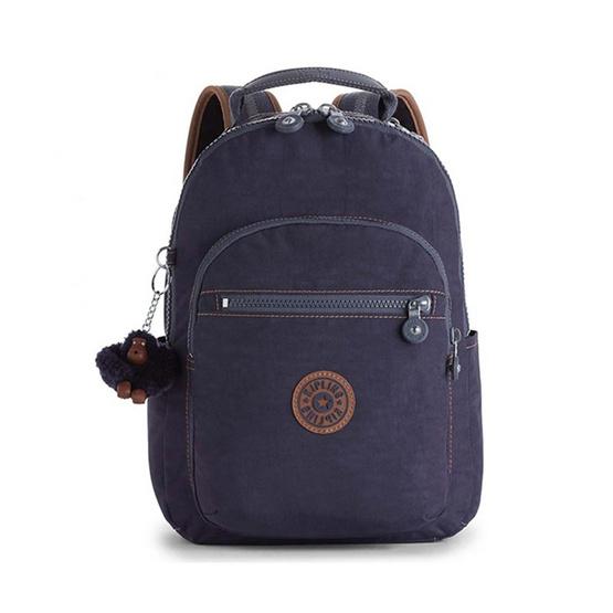 กระเป๋า Kipling Seoul Go S - Blue Tan Block [MCK1867430G]