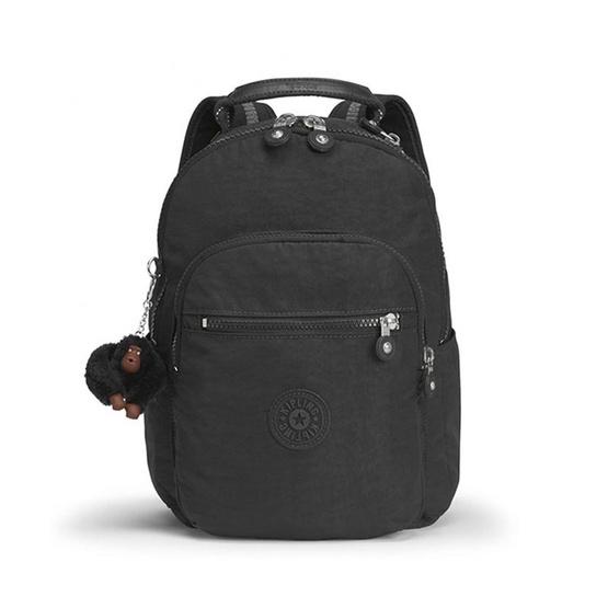 กระเป๋า Kipling Seoul Go S - True Black [MCK18674J99]