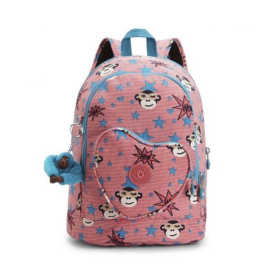 กระเป๋า Kipling Heart Backpack - ToddlerGirlHero [MCK2108625Z]